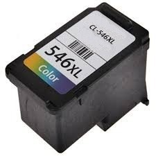 CANON CL546XL TRICOLOR REMANUFACTURADO COMPATIBLE