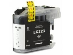 BROTHER LC223/LC221 NEGRO REMANUFACTURADO COMPATIBLE