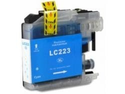 BROTHER LC223/LC221 CYAN REMANUFACTURADO COMPATIBLE