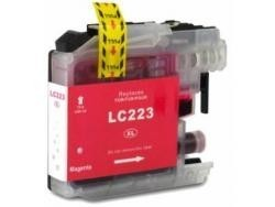 BROTHER LC223/LC221 MAGENTA REMANUFACTURADO COMPATIBLE