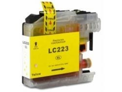 BROTHER LC223/LC221 AMARILLO REMANUFACTURADO COMPATIBLE