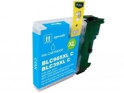 BROTHER LC985XL CYAN REMANUFACTURADO COMPATIBLE