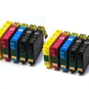 EPSON T1816 MULTIPACK DE 5 CARTUCHOS DE TINTA GENERICOS