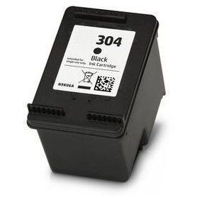 HP 304XL NEGRO REMANUFACTURADO COMPATIBLE
