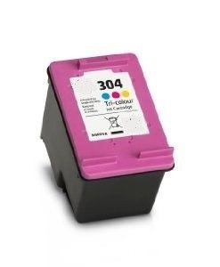 HP 304XL TRICOLOR REMANUFACTURADO COMPATIBLE