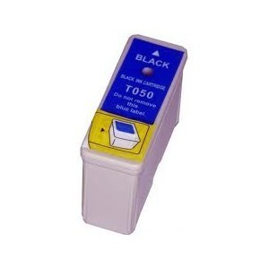 EPSON T050/T013 NEGRO REMANUFACTURADO COMPATIBLE
