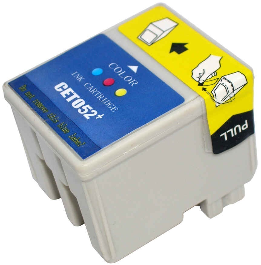 EPSON T052/T014 TRICOLOR REMANUFACTURADO COMPATIBLE