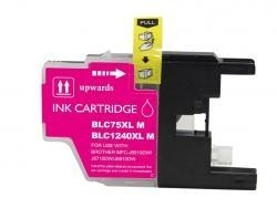 BROTHER LC1220XL/LC1240XL/LC1280 MAGENTA REMANUFACTURADO COMPATIBLE