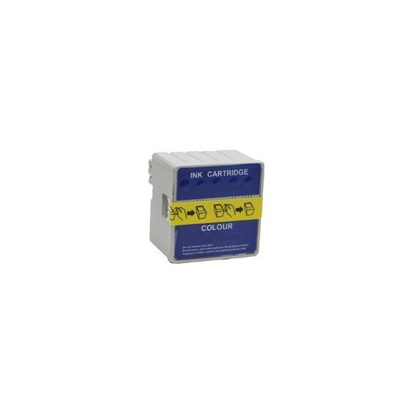 EPSON T020 TRICOLOR REMANUFACTURADO COMPATIBLE