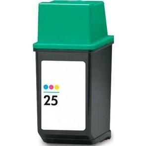 HP 25 TRICOLOR REMANUFACTURADO COMPATIBLE