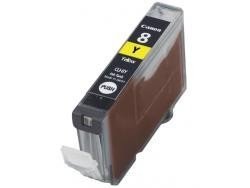 CANON CLI8 AMARILLO REMANUFACTURADO COMPATIBLE