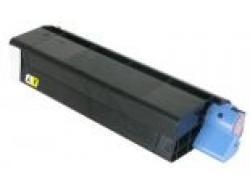 OKI C5100/C5200/C5400/ C5250/C5450/C3100/C3200 AMARILLO REMANUFACTURADO COMPATIBLE