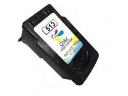 CANON CL513/CL511 COLOR REMANUFACTURADO COMPATIBLE