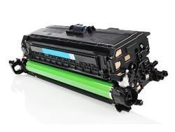 HP CE741 CYAN REMANUFACTURADO COMPATIBLE