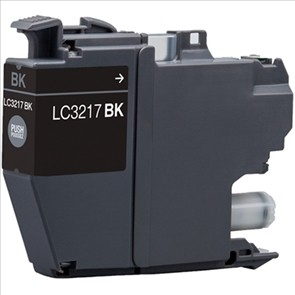 BROTHER LC3217 NEGRO REMANUFACTURADO COMPATIBLE