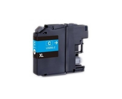 BROTHER LC525XL CYAN REMANUFACTURADO COMPATIBLE