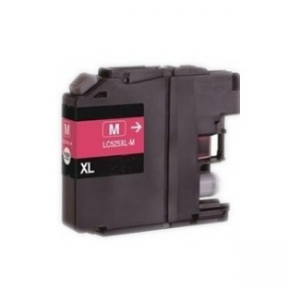 BROTHER LC525XL MAGENTA REMANUFACTURADO COMPATIBLE