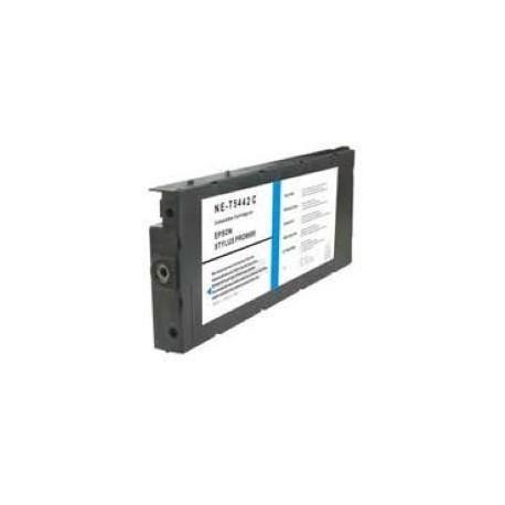 EPSON T544200 CYAN REMANUFACTURADO COMPATIBLE