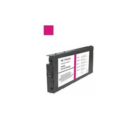EPSON T544600 MAGENTA LIGHT REMANUFACTURADO COMPATIBLE
