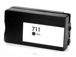 HP 711XL NEGRO REMANUFACTURADO COMPATIBLE