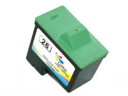 LEXMARK 26/27 TRICOLOR REMANUFACTURADO COMPATIBLE