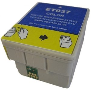 EPSON T037 TRICOLOR REMANUFACTURADO COMPATIBLE