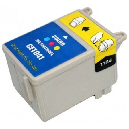 EPSON T041 TRICOLOR REMANUFACTURADO COMPATIBLE