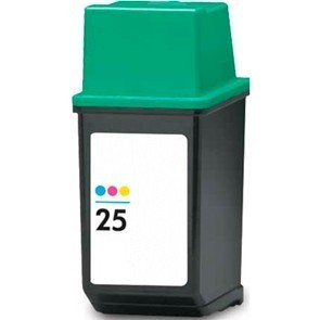 HP 25 TRICOLOR REMANUFACTURADO COMPATIBLE