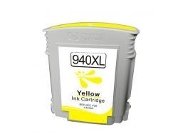 HP 940 XL AMARILLO REMANUFACTURADO COMPATIBLE