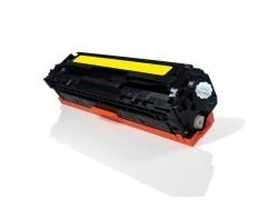 HP CB542A/CE322A/CF212A AMARILLO REMANUFACTURADO COMPATIBLE