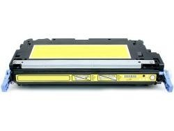 HP Q7582A AMARILLO REMANUFACTURADO COMPATIBLE
