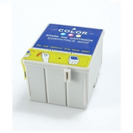 EPSON T267 TRICOLOR REMANUFACTURADO COMPATIBLE