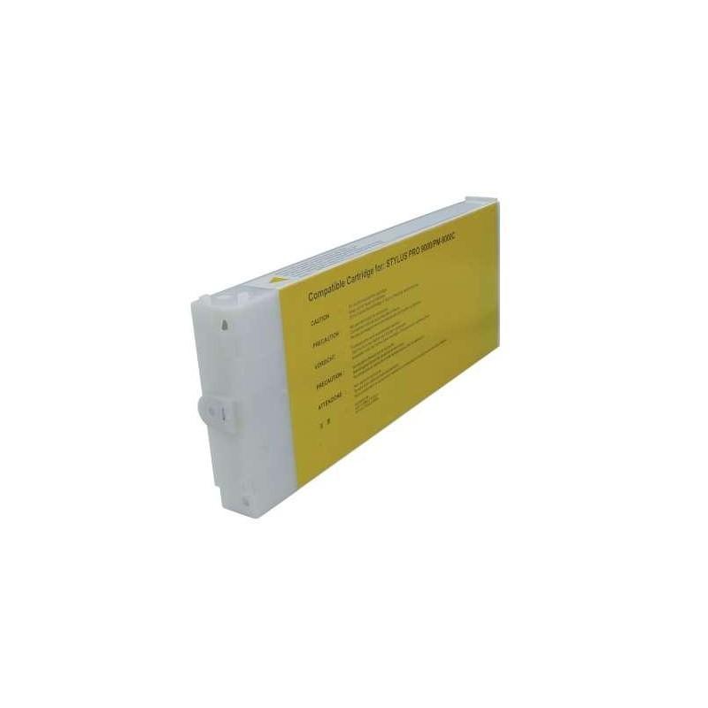 EPSON T408011 AMARILLO REMANUFACTURADO COMPATIBLE