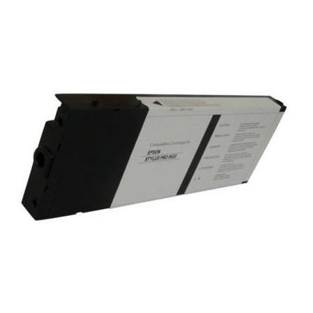 EPSON T544800 NEGRO MATE REMANUFACTURADO COMPATIBLE