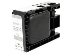 EPSON T5807 NEGRO LIGHT REMANUFACTURADO COMPATIBLE