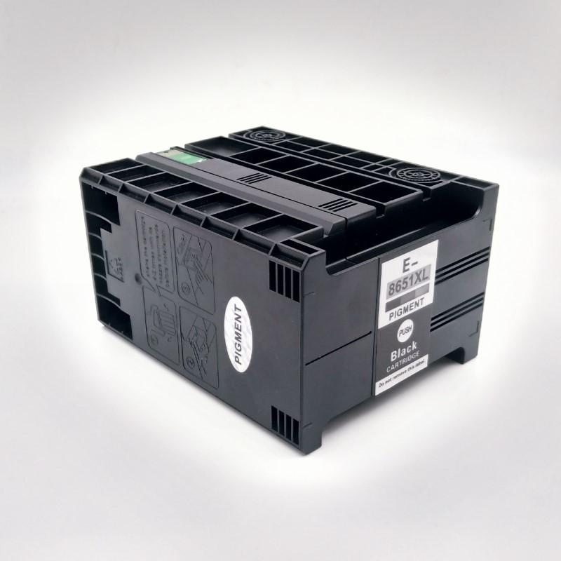 EPSON T8651/T8661 NEGRO REMANUFACTURADO COMPATIBLE