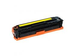 HP CF532A AMARILLO REMANUFACTURADO COMPATIBLE
