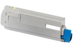 OKI C801DN/C821DN AMARILLO REMANUFACTURADO COMPATIBLE